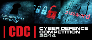 Cyber Defense Competition 2014