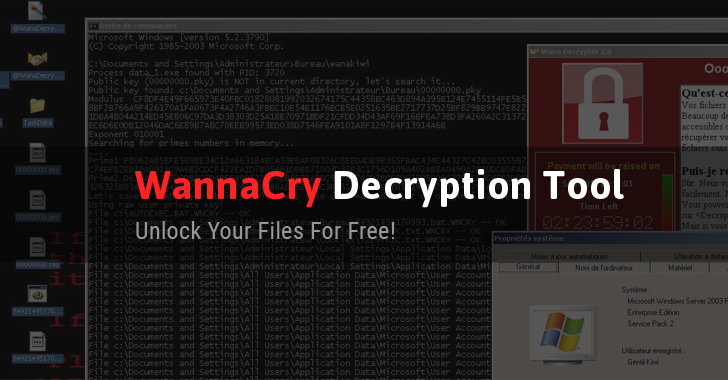 Ransomware Decryption Tool – # A-Syafaat